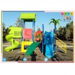 تجهیز مجموعه بازی پارک ها-13