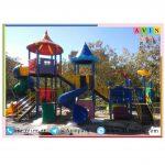 تجهیز مجموعه بازی پارک ها-04