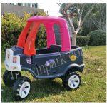 ماشین پاترول سوپر کودک